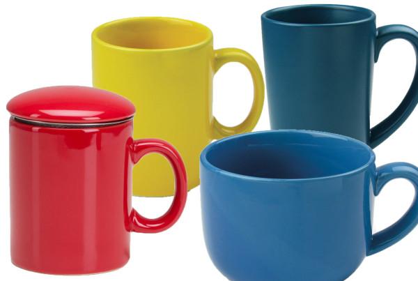 Teaz Cafe Mug omniware omnihousewareinc