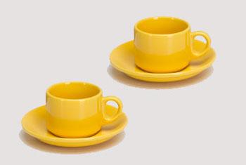 Coffee Delight Espresso Set omniware omnihousewareinc